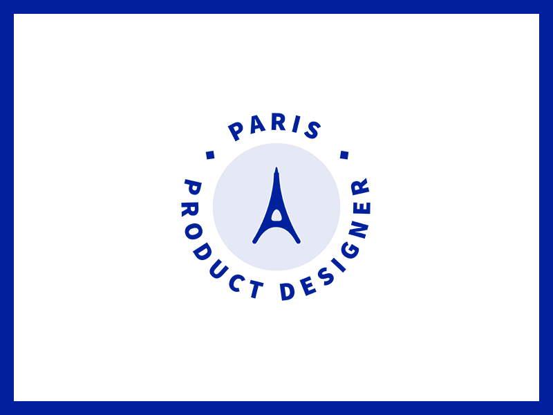 Paris Product Designer
